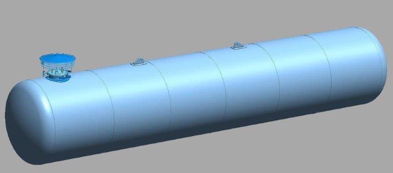 техники и может быть использовано для точного определения массы топливных сжиженных углеводородов (суг)