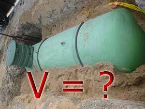 Автономная газификация дома расчет объема газгольдера
