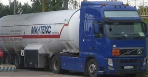 доставка газа для газгольдера цена в спб
