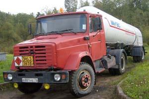 Доставка газа в Санкт-Петербурге
