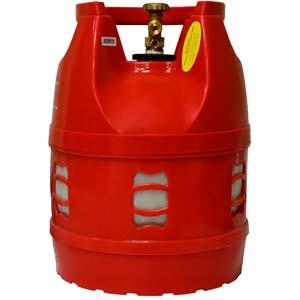 Баллон газовый композитный LiteSafe 18 литров цена в СПб.