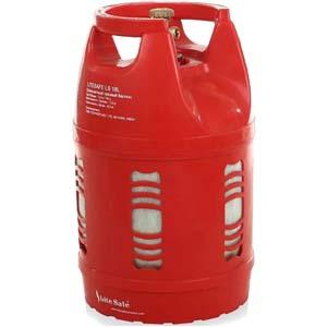 Баллон газовый композитный LiteSafe 24 литров цена в СПб.
