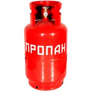 Баллон газовый металлический 12 литров цена в СПб.