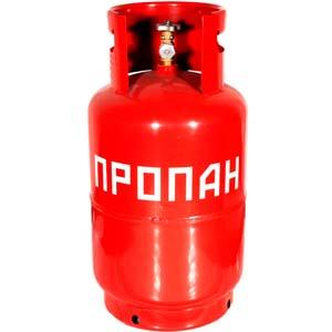 Баллон газовый металлический 27 литров цена в СПб.