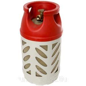 Баллон газовый композитный Ragasko 24,5 литра цена в СПб.