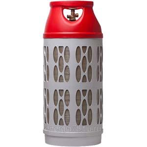 Баллон газовый композитный Ragasko 33,5 литра цена в СПб.
