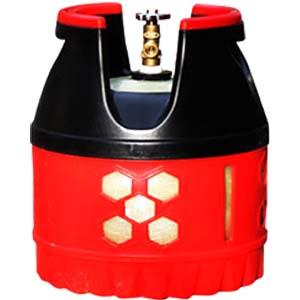 Баллон газовый композитный Supreme  12,5 литров цена в СПб.