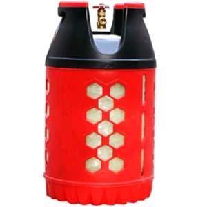 Баллон газовый композитный Supreme  18,2 литров цена в СПб.