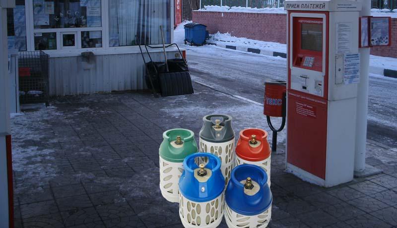 Полимерно композитные газовые баллоны