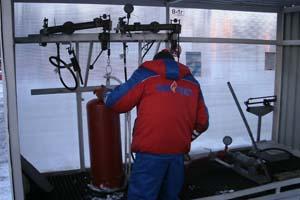 Заправка газовых баллонов в Митекс