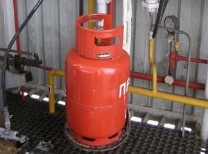 Заправка газовых баллонов в литрах и килограммах