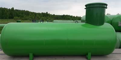 Газгольдер подземный 2,7м3 (2700 литров)  «Евро-стандарт» цена в СПб
