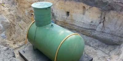 Газгольдер 1650 литров «Стандарт» цена