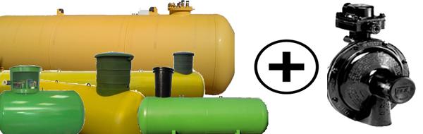 Емкости для сжиженного газа