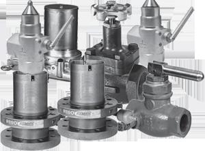 Клапаны для автомобильных установок