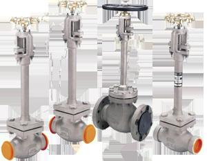 Бронзовые поворотные клапаны серии 846