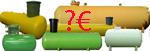 Купить газгольдер для частного дома