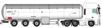 Автоцистерна 60 м3 KD2-120-L002 для транспортировки сжиженных газов
