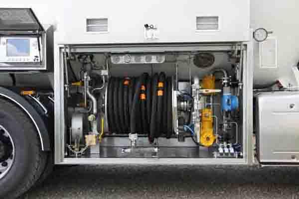 Автоцистерна 26 000 литр. (26 м3) для перевозки сжиженных газов цена в СПб