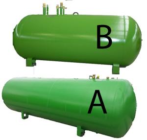 емкости для газа цена выгодно
