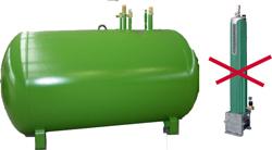 резервуары для хранения сжиженных газов