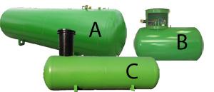 Выбрать и купить газгольдер в СПб