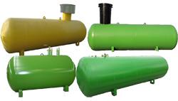 резервуары для хранения сжиженного газа высокая горловина