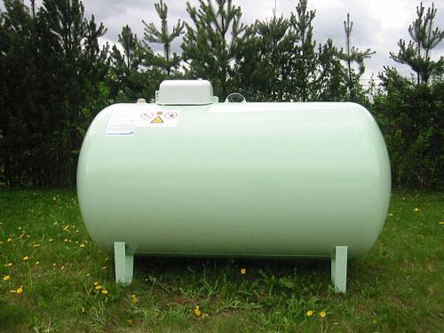 Газгольдер надземный 2,7 м3.