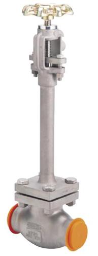 """Стальной запорный клапан Goddard Серия 232, 1"""" (25 mm) цена в СПб"""