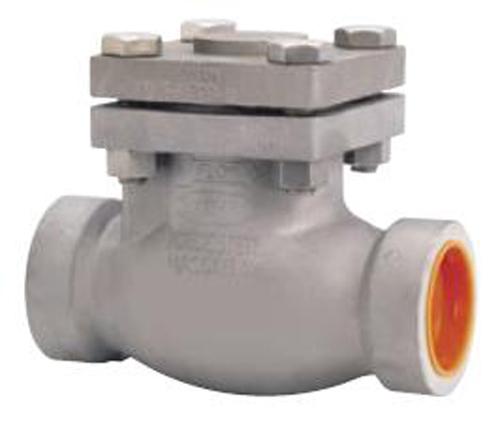 Стальной поворотный обратный клапан Goddard Серия 886, 25 mm цена в СПб