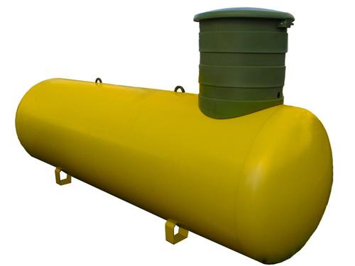 Газгольдер подземный 4,8 м3 «Стандарт» цена в СПб
