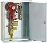 Комплект регуляторов давления GOK 12 кг/час, 16 бар - 50 мбар