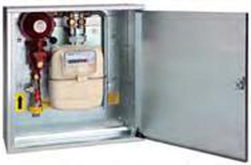 Комплект регуляторов с запорной арматурой GOK 6 кг/час, 16 бар - 50 мбар цена в СПб