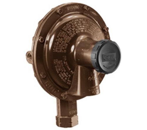 Регулятор давления 2-ой ступени REGO Серия LV4403H 14 кг/час, до 1,5 бар - 37 - 87 мбар цена в СПб
