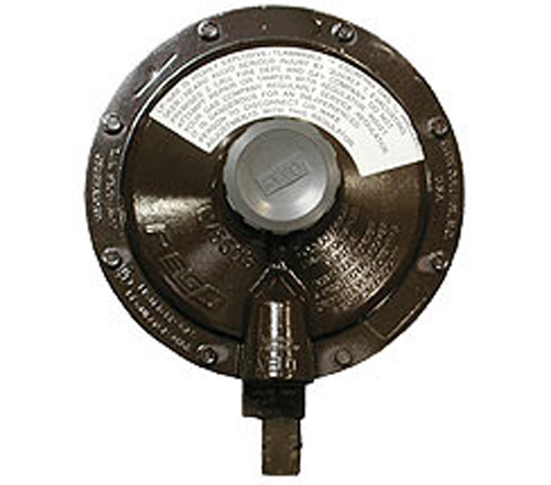 Регулятор давления 2-ой ступени REGO Серия LV5503B 50 кг/час, до 1,4 бар - 23 - 33 мбар цена в СПб
