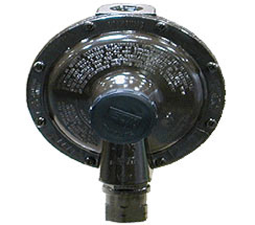 Регулятор давления 2-ой ступени REGO Серия LV5503H 35 кг/час, до 1,4 бар - 28 - 70 мбар цена в СПб