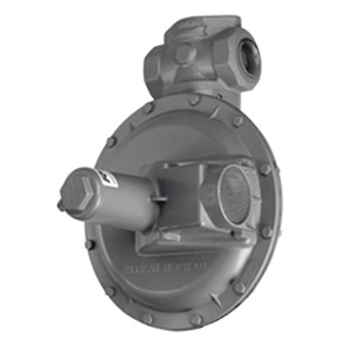 Регулятор давления 2-ой ступени REGO Серия LV6503B 170 кг/час, до 1,4 бар - 21 - 35 мбар цена в СПб