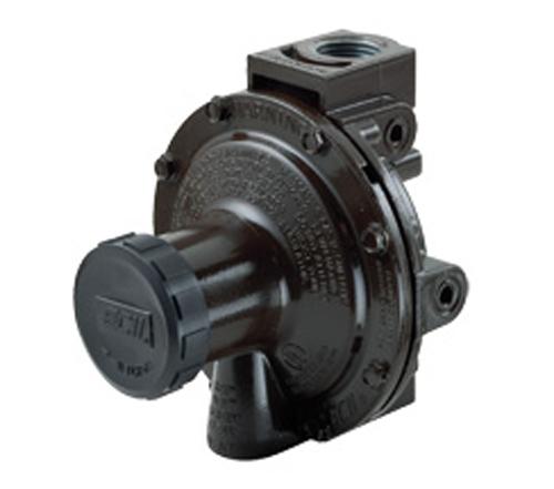Регулятор давления 2-ой ступени REGO Серия LV3403B4 9,6 кг/час, до 1,5 бар - 23 - 33 мбар цена в СПб