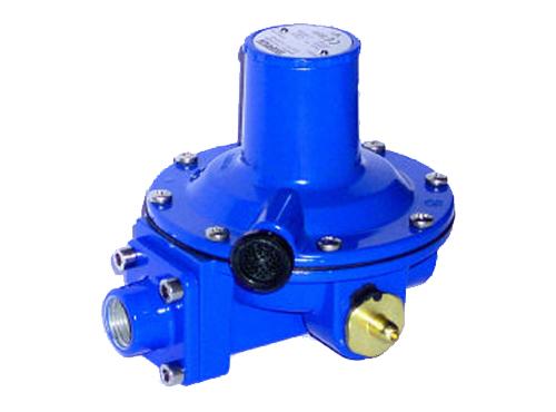 Регулятор давления 1-ой ступени SRG 520. 50 кг/ч, 16 бар – 0.35-0.7 бар цена в СПб