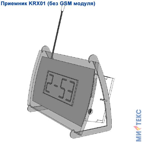 Телеметрическая информационная система KRX02 цена в СПб