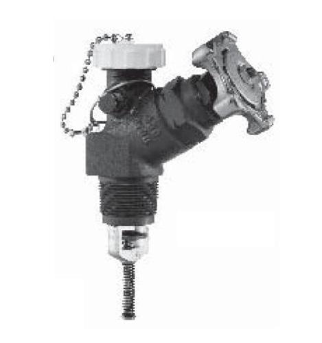 Универсальный клапан REGO Серия A8016DP, 1 1/4 цена в СПб