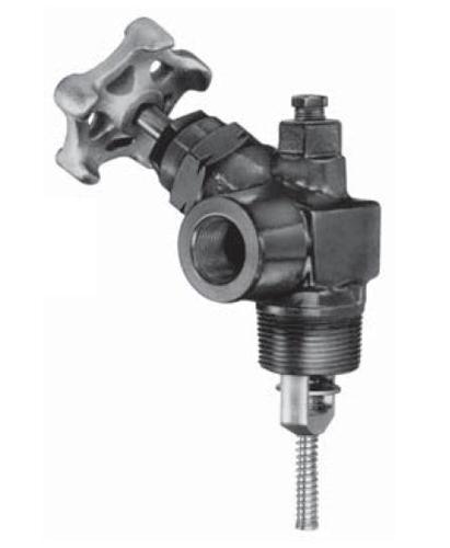 Универсальный клапан REGO Серия A8017DH, 1 1/4 цена в СПб