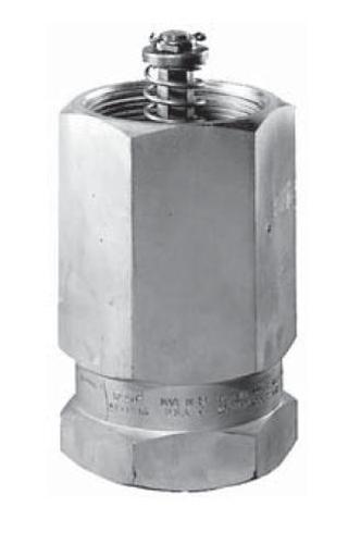 """Переливной клапан REGO Серия 1519C4, 2"""" цена в СПб"""