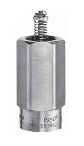 """Переливной клапан REGO Серия A1519A2, 1"""" цена в СПб"""