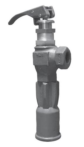 Клапан быстрого срабатывания REGO Серия A7793A, 3/4 цена в СПб