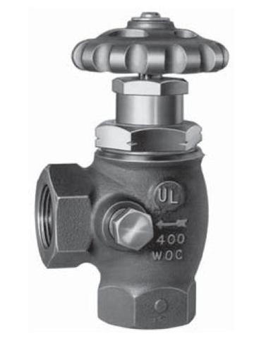 Угловой клапан REGO Серия A7704LP, 1/2 цена в СПб