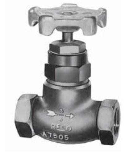 Шаровой клапан REGO Серия A7509BP, 1 1/4 цена в СПб