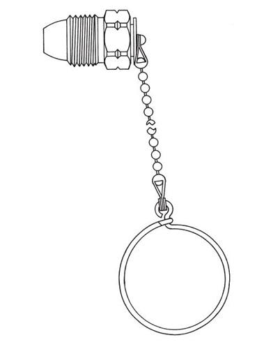 Заглушки POL REGO Серия 3705RC, POL (CGA 510) цена в СПб